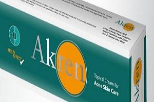 Skin Care Product - Akren Cream - IP - ECC
