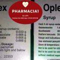 أوبلكس-Oplex |مهدىء السعال و طارد البلغم