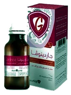 Gardinova amoxicillin plus clavulanic by Alfacure