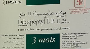 Decapeptyl 11.25 MG Injection
