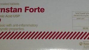 Kwnstan Forte: Mefenamic Acid tablets- Analgesic