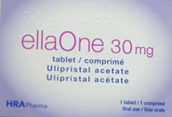 ellaOne 30mg UPA tablet