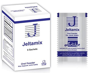 JELTAMIX SACHETS BY THERAPY INC. INTERNATIONAL-EGYPT