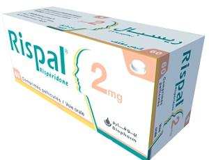 RISPAL is Risperidone generic by BIOPHARM