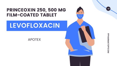 PRINCEOXIN 500 mg film-coated tablet