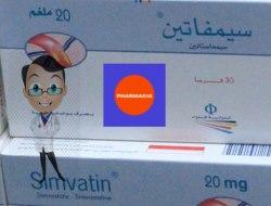 simvatin tablets