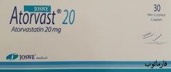 Joswe Atorvast oral tablets