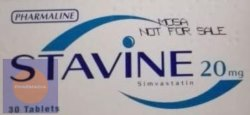 stavine - simvastatin tablets